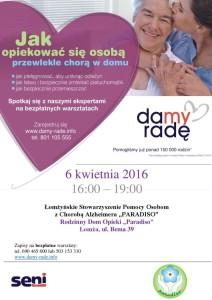 plakat DR Łomża